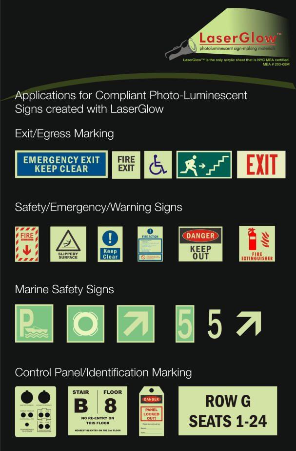 LaserGlow Applications