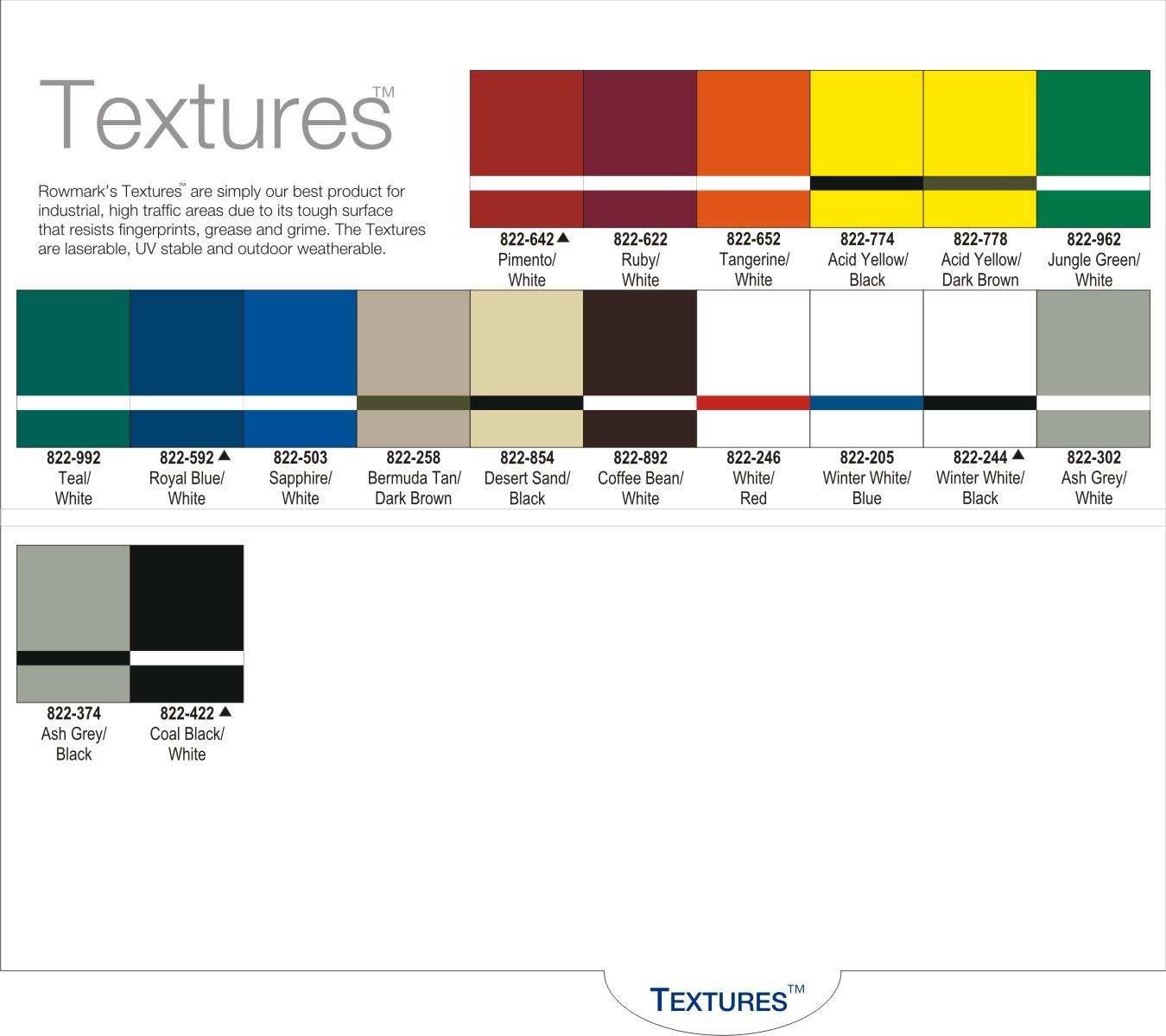 Textures Front